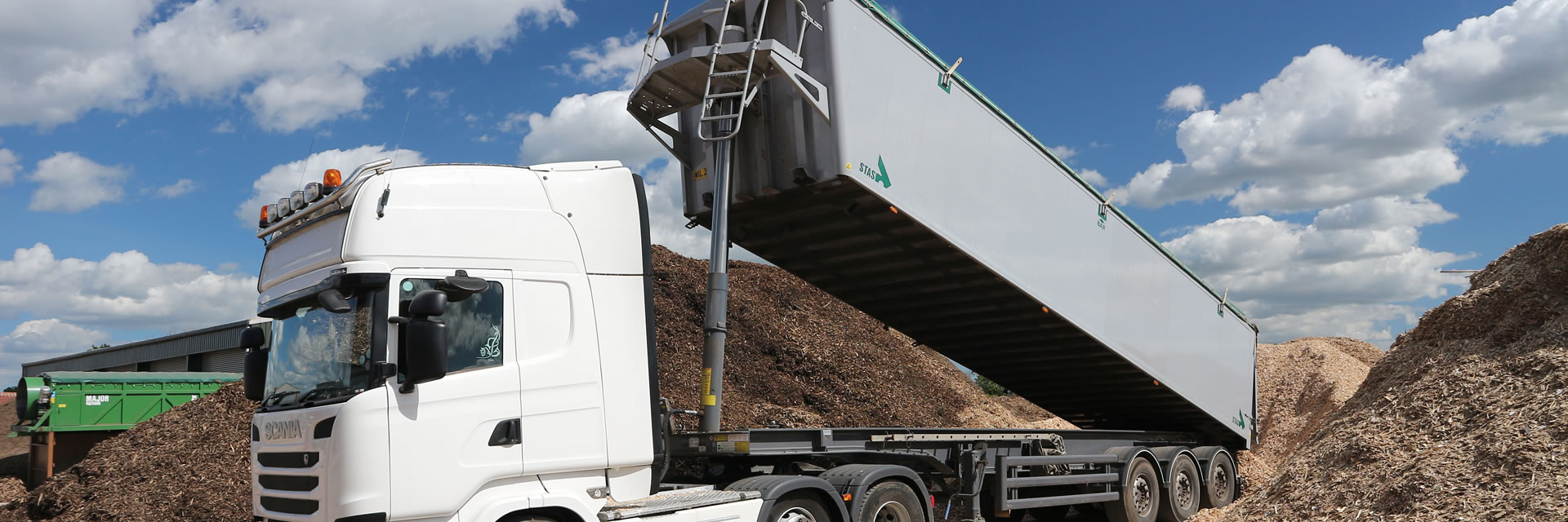 wood fuel delivery
